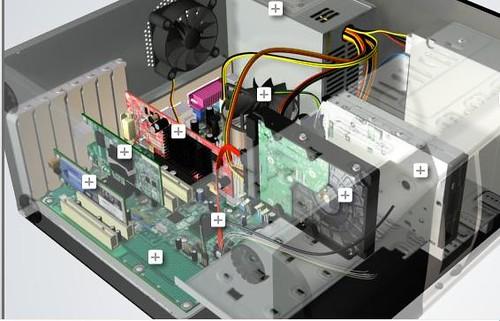simulador montaje pc