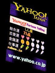 Yahoo fortune telling