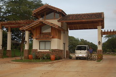 Entrance complete. (Blackstallionhills.com) Tags: costa black design creative entrance rica hills stallion guanacaste