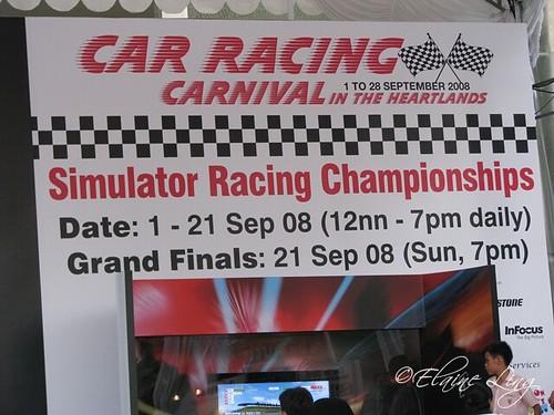 Car Racing Carnival