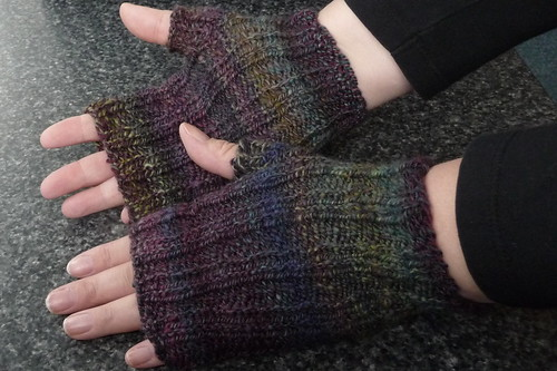 Spincycle Mitts