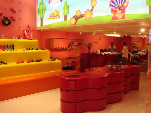 Jelly no Centro da Cidade