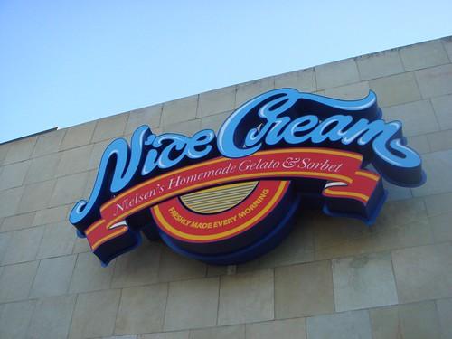 N'ice Cream on Abbot Kinney Blvd, Venice
