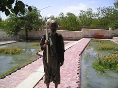 Cemetery and Park (rybolov) Tags: flowers afghanistan cemetery ghazni