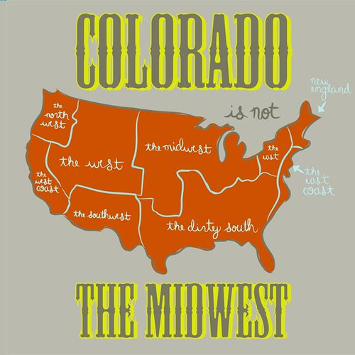 colorado is not the midwest