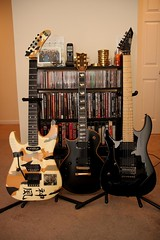 My ESP's (rocco11510) Tags: canon raw guitar axe m2 esp f28 mii shred lefthanded floydrose 1755mm 40d