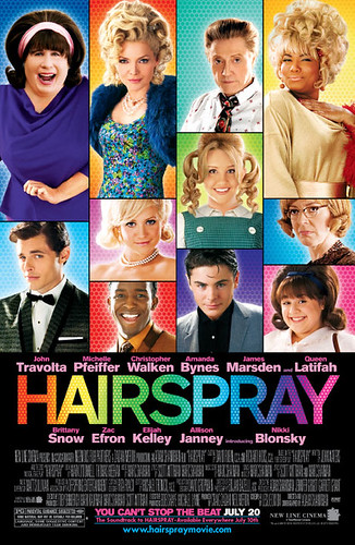 hairspray movie poster. Hairspray movie poster