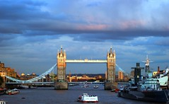 Evening Sky over Tower Bridge London (murtphillips) Tags: bridge sky london tower thames evening nikon over explore hmsbelfast abigfave anawesomeshot goldstaraward martinphillips mygearandme ringexcellence bestevercompetitiongroup me2youphotographylevel1 besteverdigitalphotography besteverexcellencegallery
