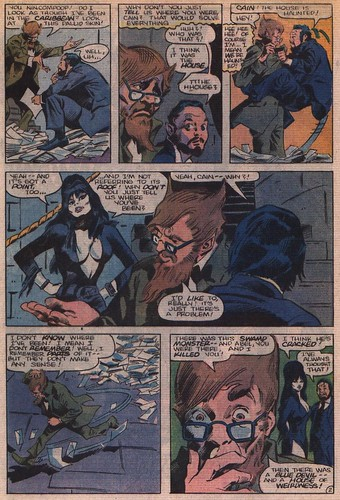 Elvira's House of Mystery page 2