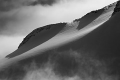 shades of grey (Mace2000) Tags: winter bw snow alps nature clouds landscape schweiz switzerland natur valley landschaft wallis saasfee allalinhorn allalin mace2000 countryscenery 5dimg2346