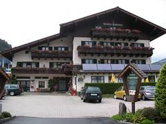 IMG_1341 - Zell am See - Pension Hubertus - Gartenstrasse