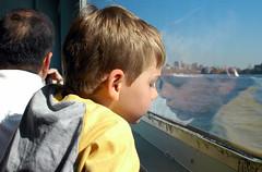 Liberty Island Ferry