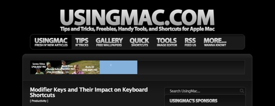 UsingMac Design ver.5