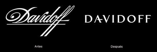 Nuevo diseño de Davidoff