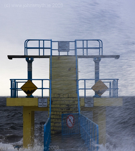 Stormy at Salthill