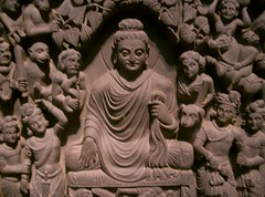 Buddha Touches the Earth
