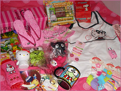 news! (aniversary presents) ( Wendy MC ) Tags: pink hk cute hellokitty rosa sanrio gifts presents kawaii wendy swaps cutes regalos coleccin cutestuff mymelody coleccionista intercambios wendymc wendybonita hellokittycollector sanriocollector