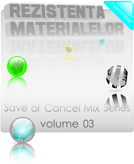 Save or Cancel Mix Series volume 03 – Rezistenta Materialelor