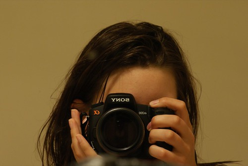 Me and my new camera