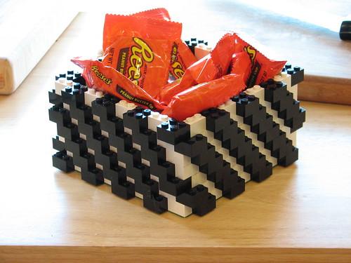 Lego Candy Dish