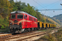 06 118 (Rivo 23) Tags: railroad train diesel bulgaria locomotive bdz