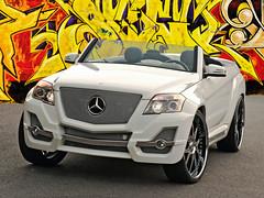 2008 Mercedes-Benz GLK Urban Whip