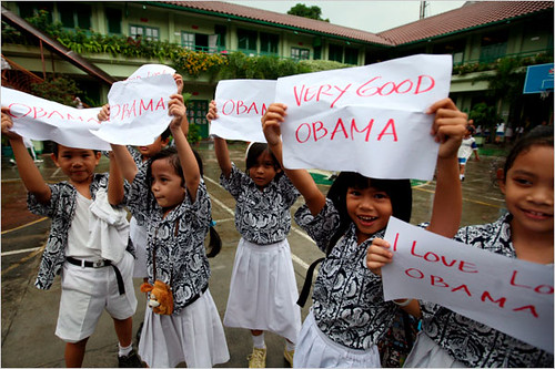 very good obama