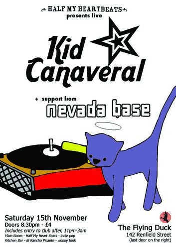 kid nevada poster COLOUR