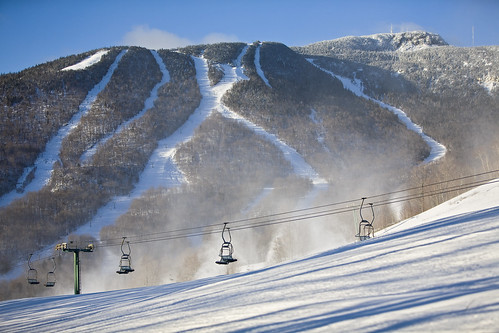 Lifts in Stowe, Vermont
