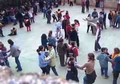 2003-03-29 Caravana Arxiprestal de joves (5) (Parròquia de Santa Maria de Piera) Tags: concert musica catalunya pastoral missa lleure pedaços joves piera parroquia juvenil joventut conte esglesia eucaristia capellades celebracio activitat