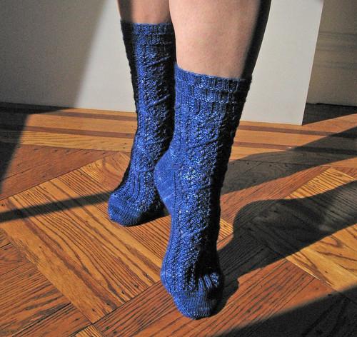 TTL Mystery Socktoberfest Sock 5