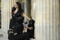 _WTT1377 (susanjoly) Tags: paris france dogs stars theatre crazies playacting parcmanceau