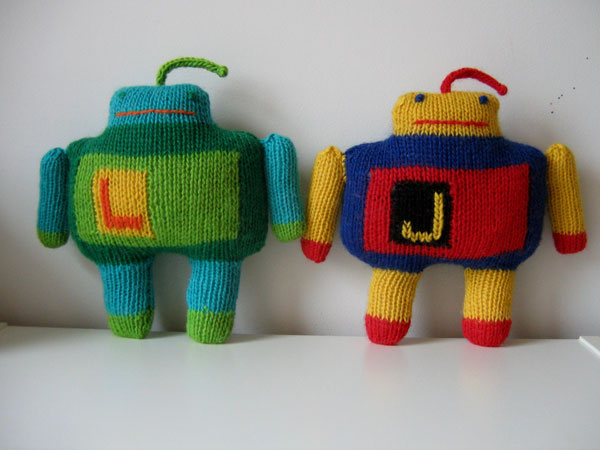 L-bot & J-bot