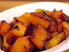 roasted butternut squash 1