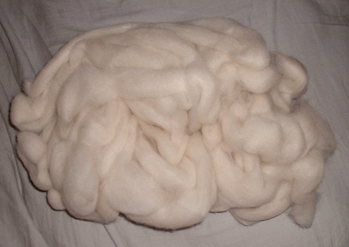 Alpaca Roving from <span class=
