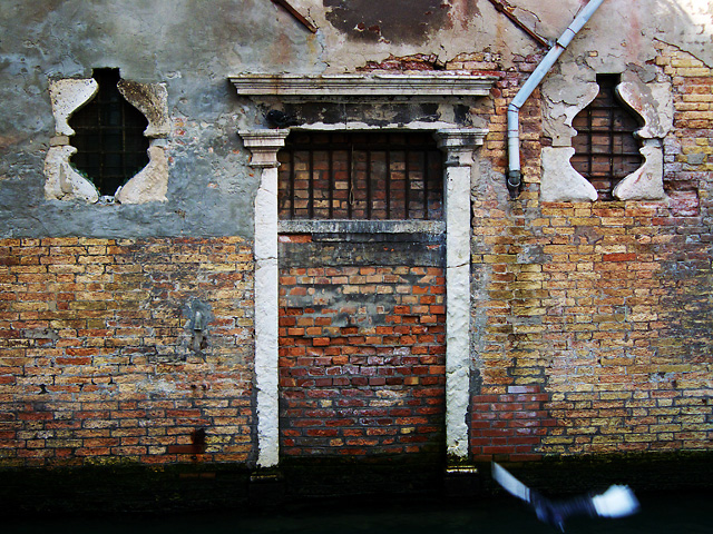 Formerly Windows and Door - Venice, Italy