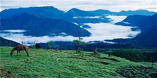 Ecuador-hacienda