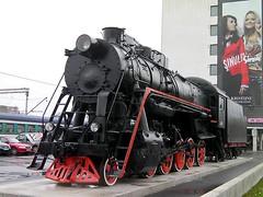 Train, Tallinn