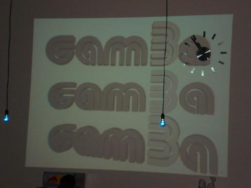 Gamma 3D