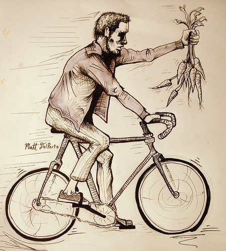 Matt's Cranksgiving Drawing