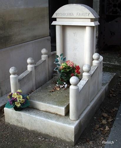 tombe japonaise