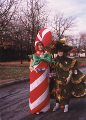 Christmas Essentials (aimeedars) Tags: christmas xmas winter friends party youth vintage 1987 teenagers teens highschool nostalgia teen 80s scanned eighties 1980s fundraiser ardmore ahs hometour