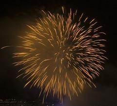 Firework (RostadPhoto) Tags: norway festival lights norge nikon sigma bergen 1020mm lysfest d40