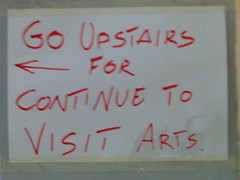 Go upstairs/Arts (twentyfoursides) Tags: go arts visit upstairs accademia