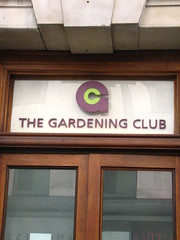 The Gardening Club - Where our love began (with 14 pints of lager)