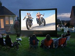 Inflatable Movies Screen