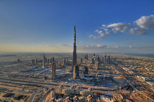 Foto edificio Burj Dubai
