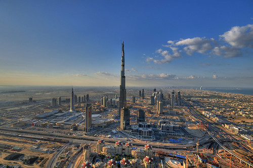 Thumb Foto del Burj Dubai – El edificio más alto del mundo
