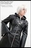 8-13 Cosplay Commissions : Kingdom Hearts - Organization XIII coat custom (hood down!)