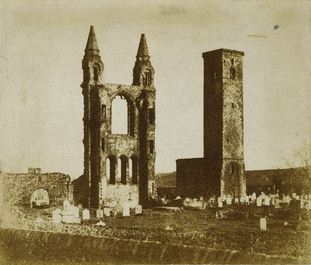 St Andrews 1842 by National Galleries of Scotland Commons